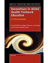 Innovations in Allied Health Fieldwork Education