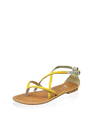 Gioseppo Women's Jacobe Sandal (Mostaza)