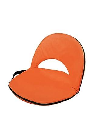 Picnic Time Portable Recreation Recliner Oniva Seat (Orange)