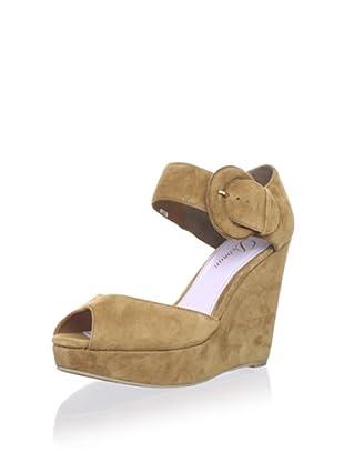 Delman Women's Gia Sandal (Barley)