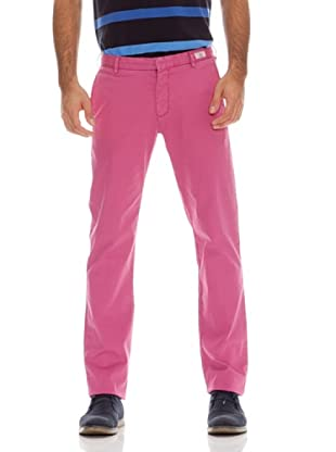 Tommy Hilfiger Pantalón Bleecker Chino It Str Brk Twill Gmd (Rosa)