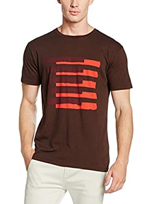 Marc by Marc Jacobs T-Shirt Manica Corta Spray Stripe