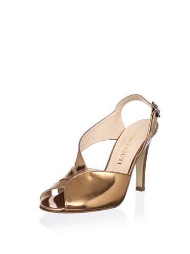 Claudia Ciuti Women's Fortuna Sandal (apricot)