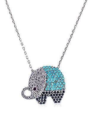 MY MACHT Jewels Collar  plata de ley 925 milésimas