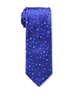 Duchamp Men's Moonlight Dot Tie, Cruise