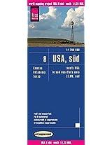 USA 08 South 2008: REISE.3400 (1125m)