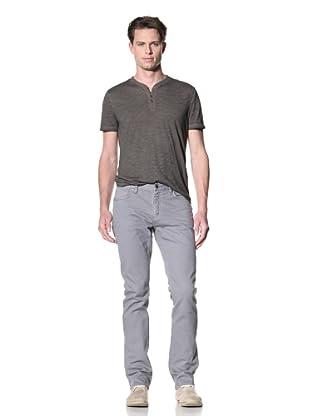 John Varvatos Star USA Men's Garment Dyed Jean