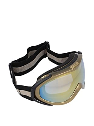 Gucci Unisex-Skibrille GG 16530JB grau / gold