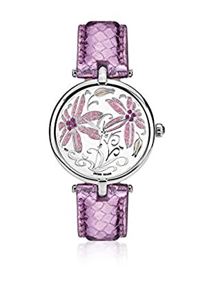 Mathieu Legrand Reloj de cuarzo Woman Violeta 29 mm