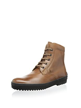 Tod's Men's Lace-Up Boot (Camel)