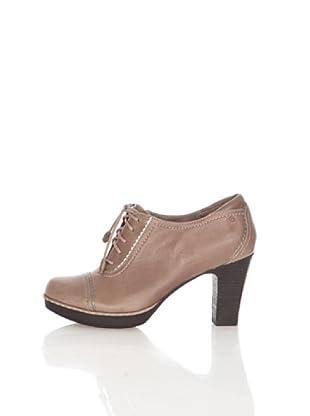 Rockport Zapato Casual Cordones Anevia (Ceniza)
