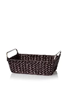 Creative Bath Vanity Basket (Espresso)