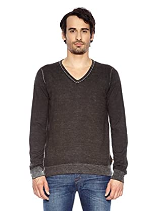 7 For All Mankind Suéter  Chambers (Gris Antracita)