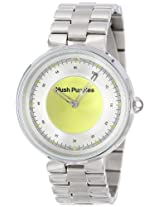 Hush Puppies Women's HP.3762L.1511 Freestyle Round Polished Stainless Steel Case Bracelet Watch
