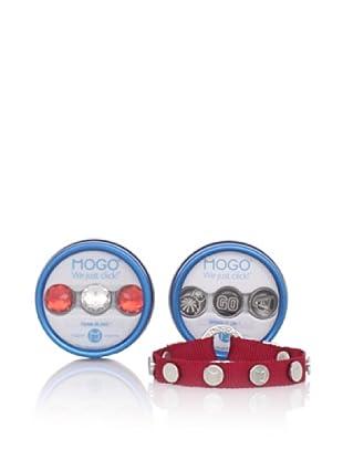 MOGO Design Red Sports Charm & Band Bundle