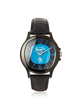 Original Penguin Men's OP-1032-BK Sid Blue/Black Watch