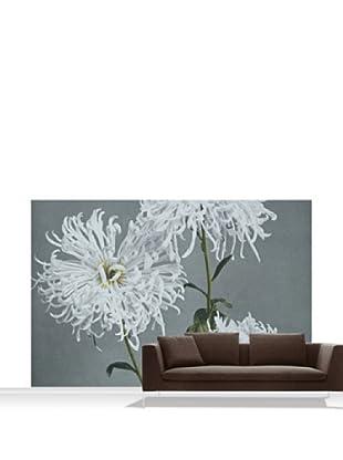 Victoria and Albert Museum Chrysanthemum Mural, Standard, 12' x 8'