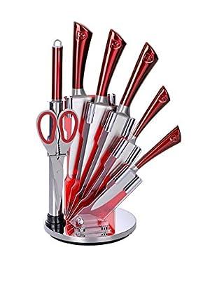 Royalty Tacoma 8 Piezas Rojo