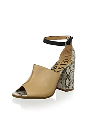 Kelsi Dagger Women's Georgie Sandal (Blush/Natural)