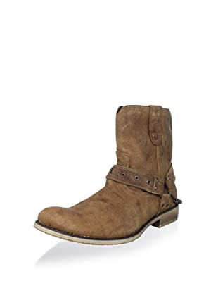 Bed|Stü Men's Tank Boot (Tan)