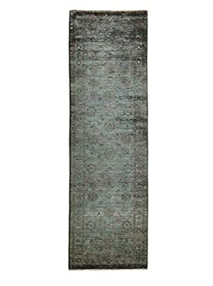 Darya Rugs Ziegler One of a Kind Rug, Silver, 2' 10
