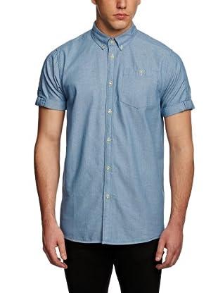 Supremebeing Camisa Vergil (Azul)