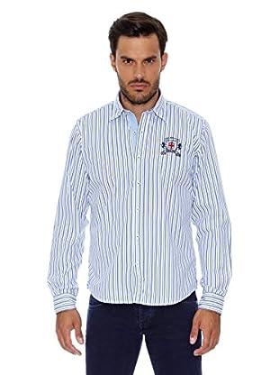 Pepe Jeans London Camisa Hombre Icard Navy (Azul Marino)