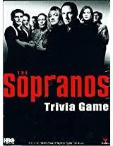 Cardinal Industries Sopranos Trivia in a Box Board Game