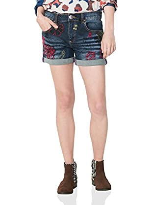 Desigual Shorts Dark Wash