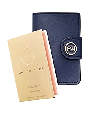 Mai Couture Blush Papier with Wallet, Sunset Boulevard, 50 Sheets