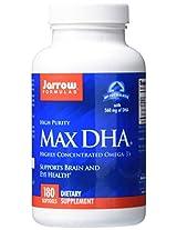 Jarrow Formulas Max DHA , 180 Softgels