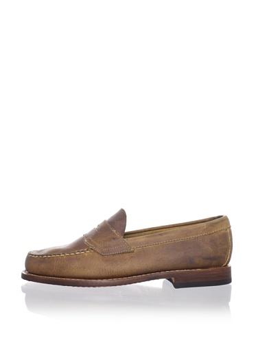 Bass Men's Longwood Loafer (Cognac)