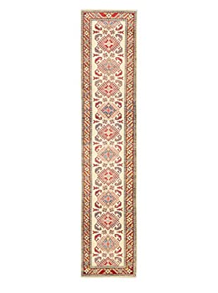 eCarpet Gallery One-of-a-Kind Hand-Knotted Gazni Rug, Cream, 2' 6
