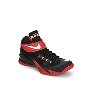 Zoom Soldier Viii Black Basketball Shoes Nike