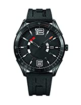 Tommy Hilfiger Analog Black Dial Men's Watch - NTH1790797J