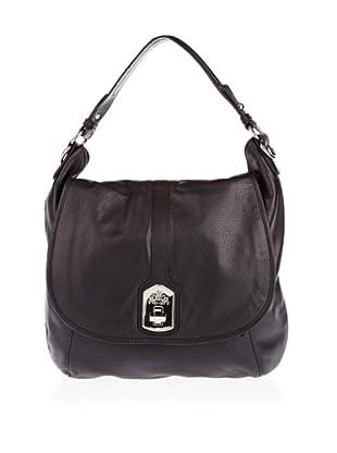 Otto Kern Hobo Bag Capri 5 (Schwarz)