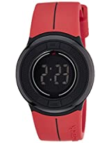 Fastrack Casual Digital Black Dial Women's Watch - 68005PP02J