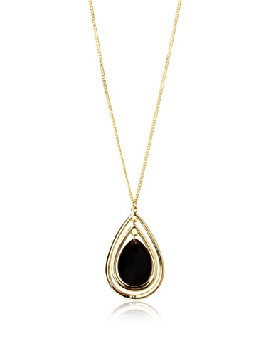 Jules Smith Gold Americana Classic Necklace