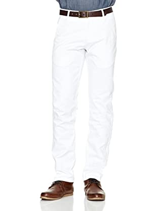 Dockers Pantalón Alpha Khaki Chino (Blanco)