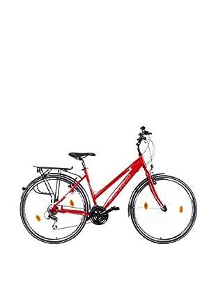 Schiano Fahrrad 28 Razor 24V rot