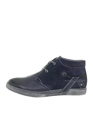 Bugatti Zapatos Elegant (Azul oscuro)