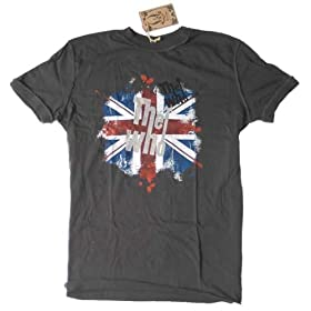 08FW AMPLIFIED THE WHO BLACK Tee