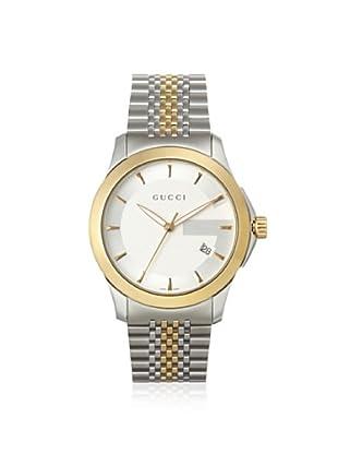 Gucci Men's YA126409 Timeless Steel Watch
