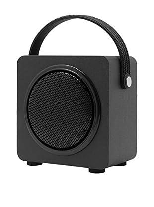 ZZ-UNOTEC Altavoz Bluetooth Njoy Negro