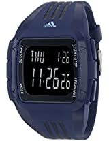 Adidas Adp6116 Blue Digital Watch With Polyurethane Band - Adp6116