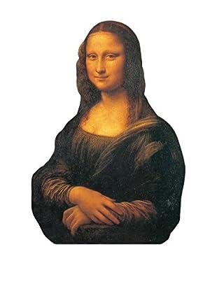 ArtopWeb Panel de Madera Da Vinci Monnalisa
