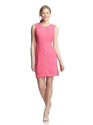 Julia Jordan Women's Sleeveless Sheath Dress (Rose)