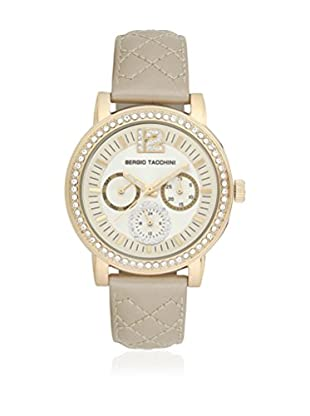 Sergio Tacchini Quarzuhr Woman beige 39 mm