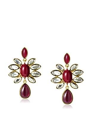 Fragments Fancy Berry Post Chandelier Earrings