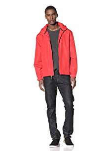 Hawke & Co Men's The Windblocker Jacket (Performance Red)